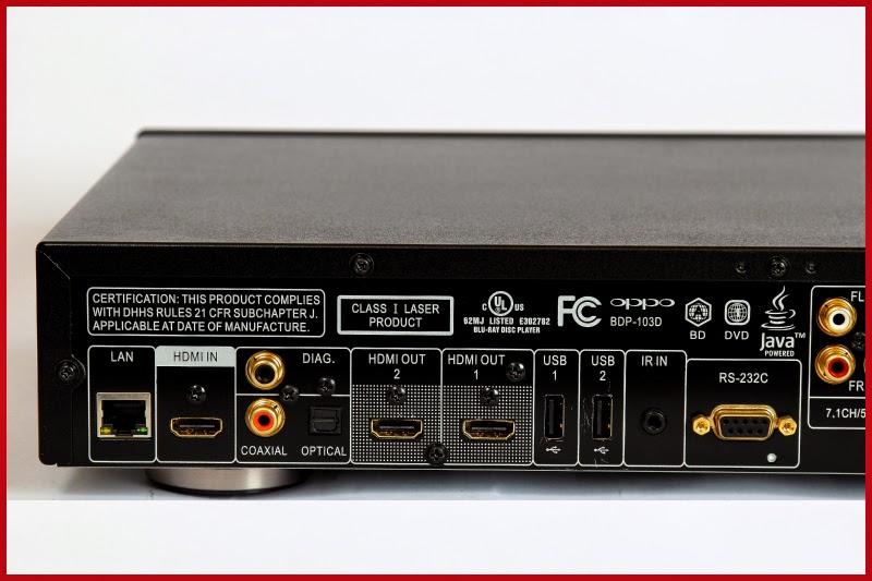 Đầu Bluray Oppo BDP-103D-1