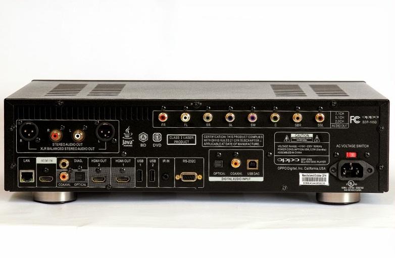 Đầu Bluray Oppo BDP-105D 2