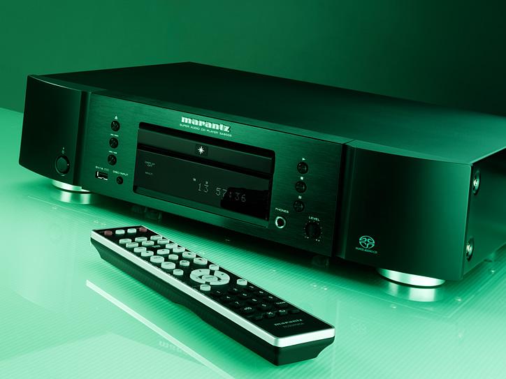 Đầu CD Marantz SA-8005 1