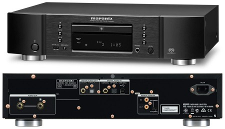 Đầu CD Marantz SA-8005