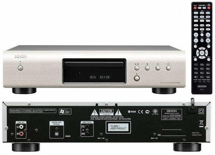 Đầu Denon DCD-520AE-2