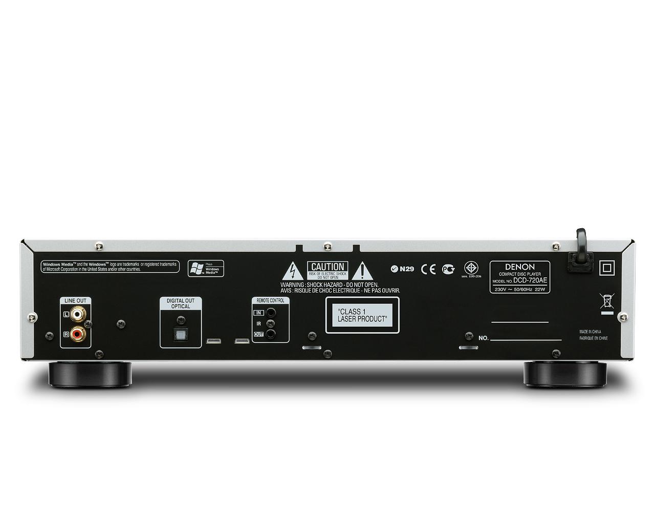 Đầu Denon DCD- 720 AE2