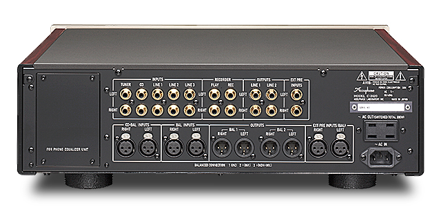 Ampli Accuphase C-2420-2