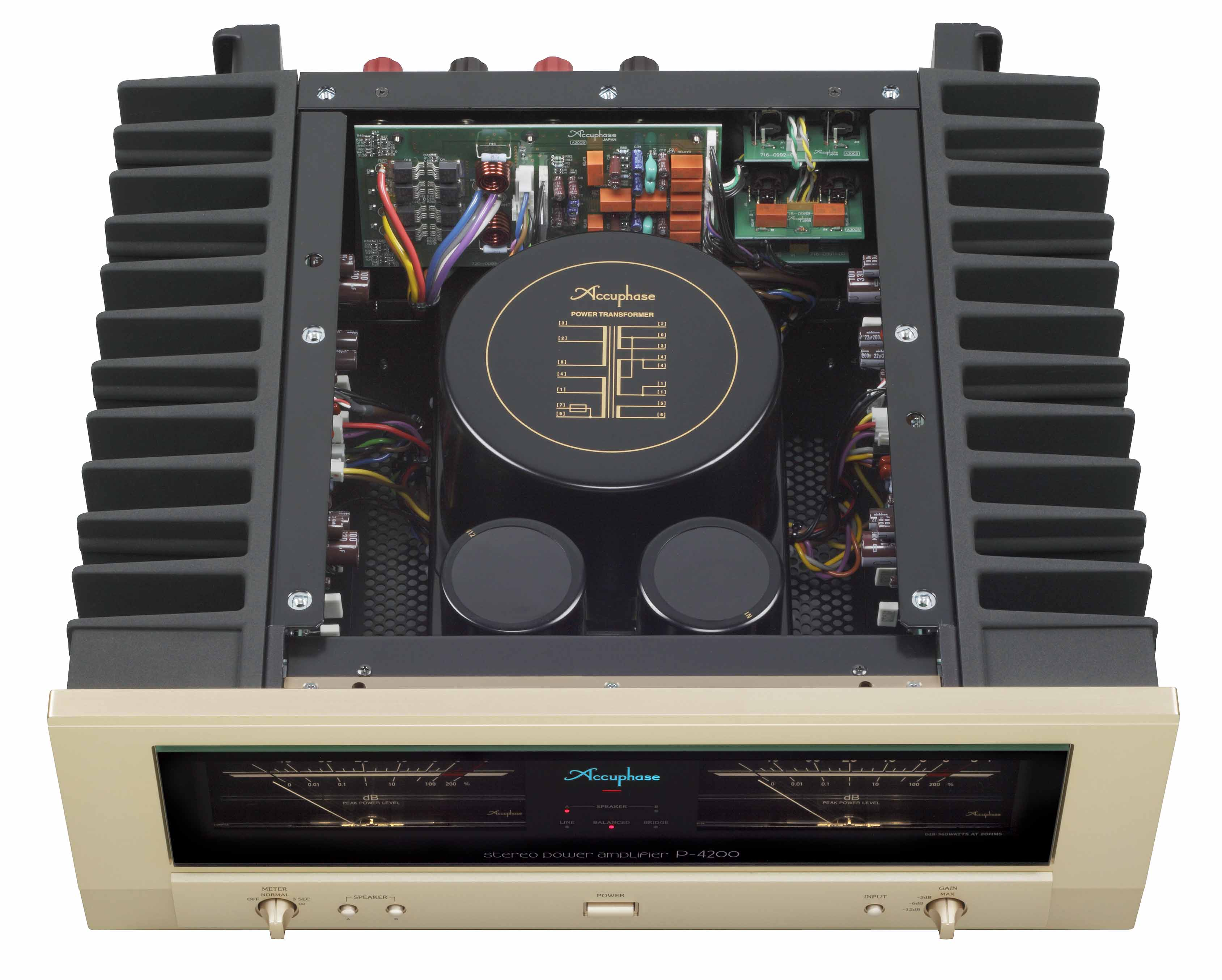 Ampli Accuphase P-4200 2