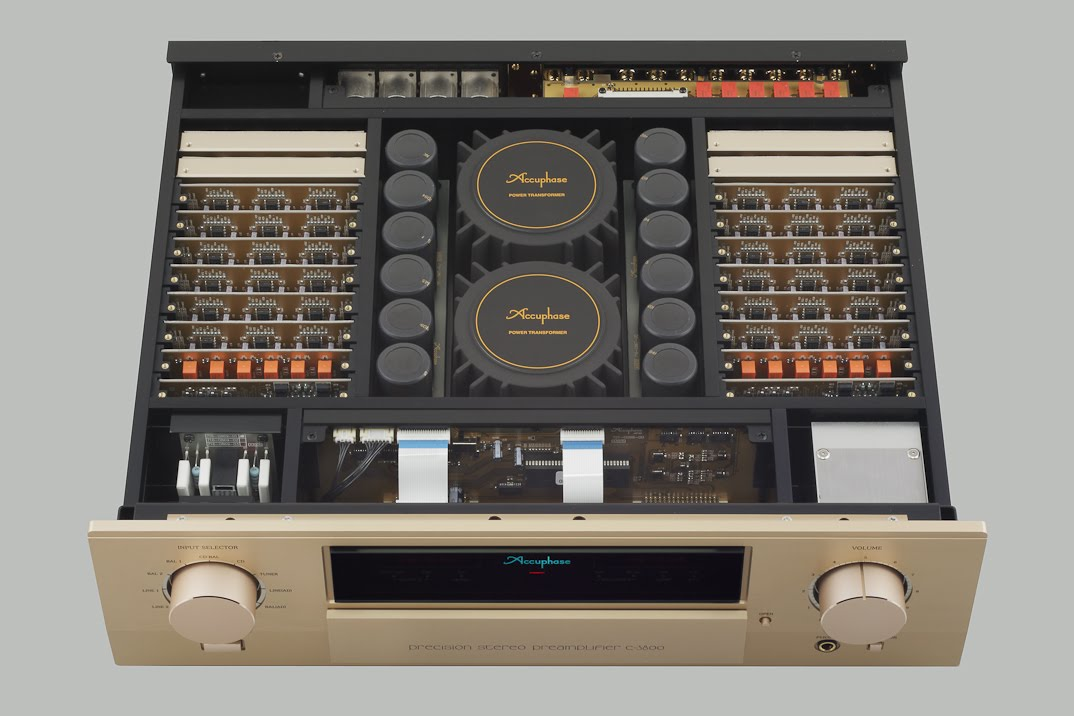 Ampli Accuphase P-6100 3