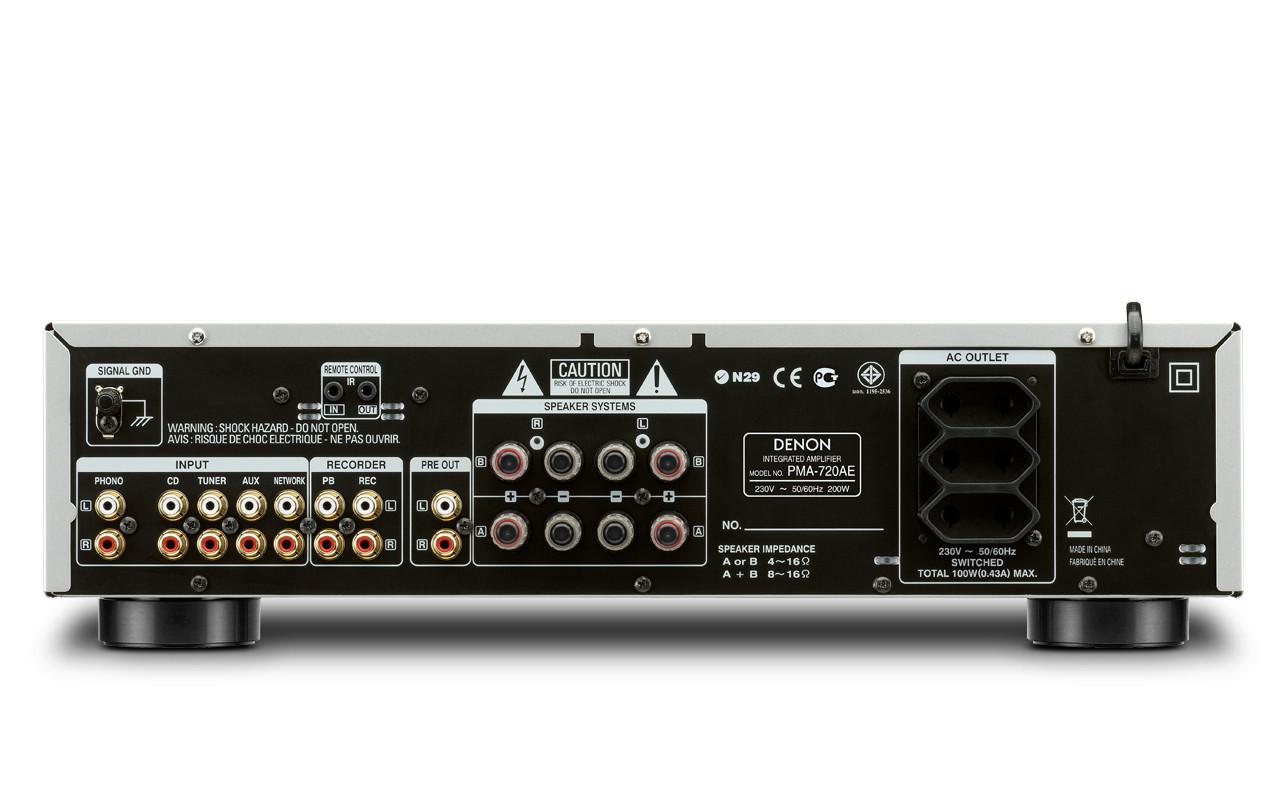 Ampli Denon PMA – 720AE1