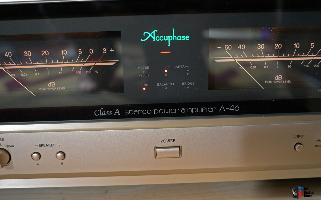 Amply Accuphase-A-46 4