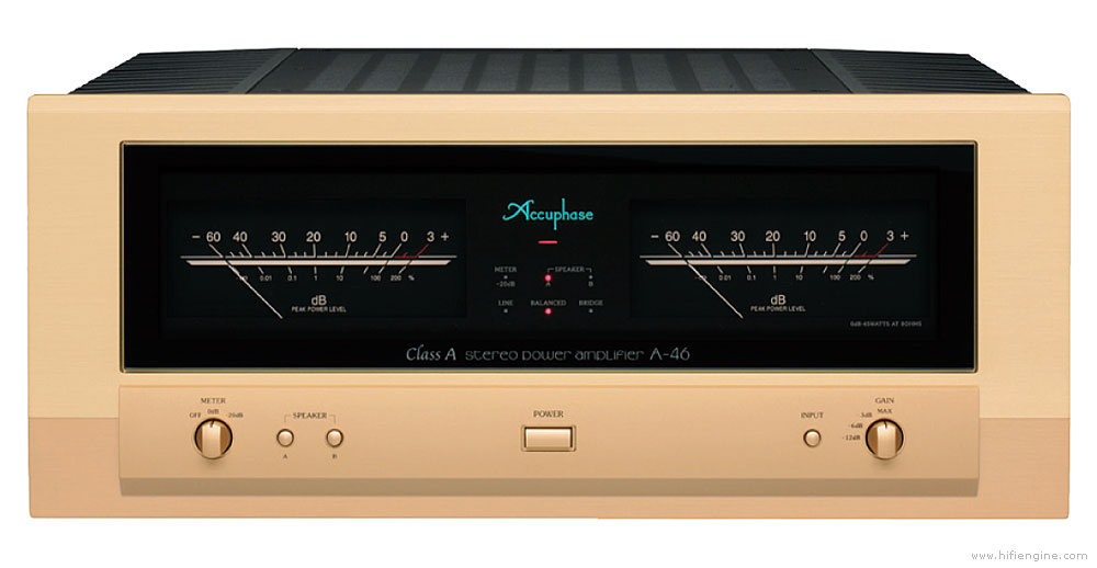 Amply Accuphase-A-46