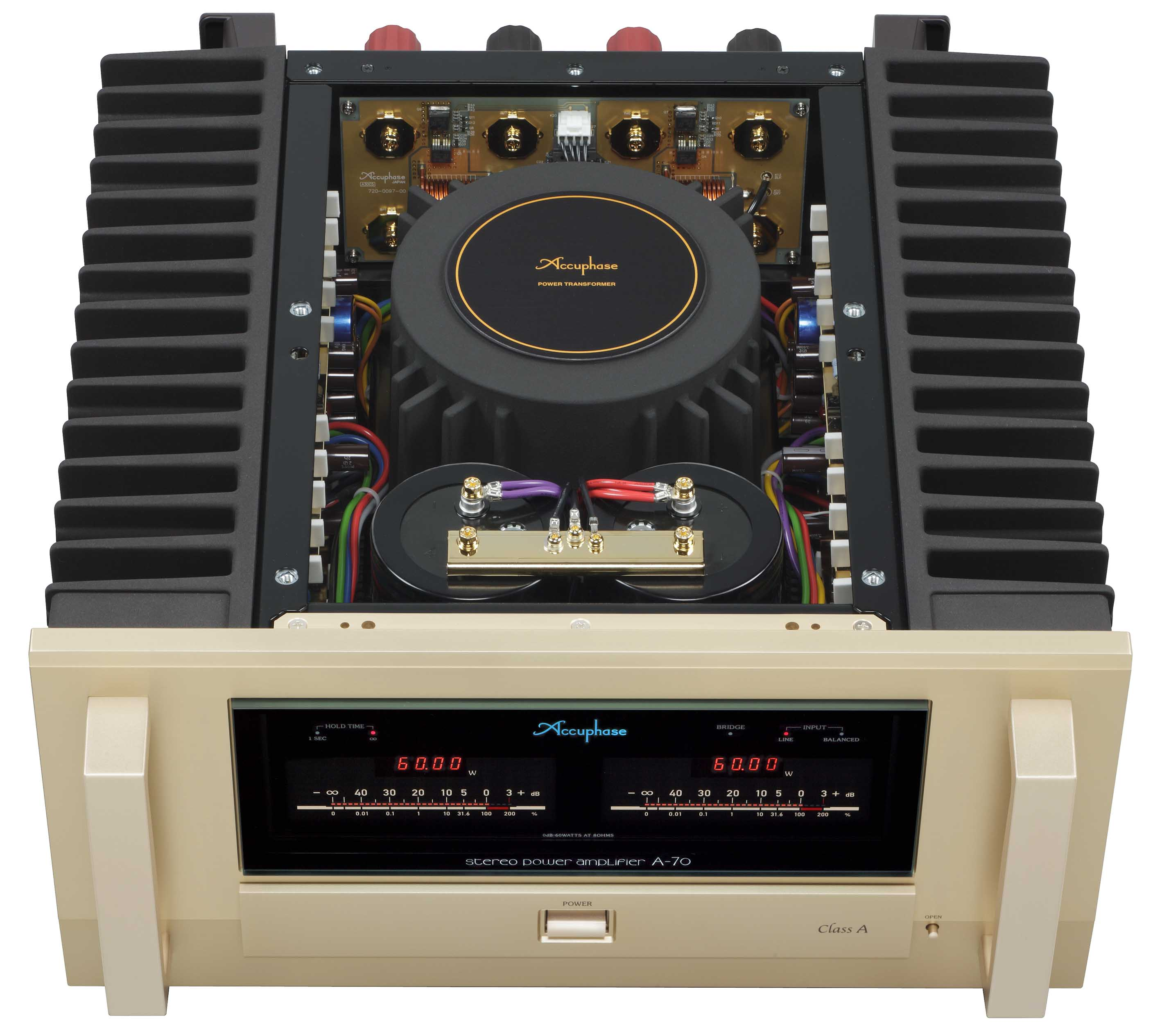 Amply Accuphase A-70-1