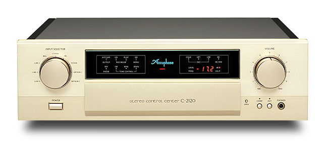 Amply Accuphase C-2120