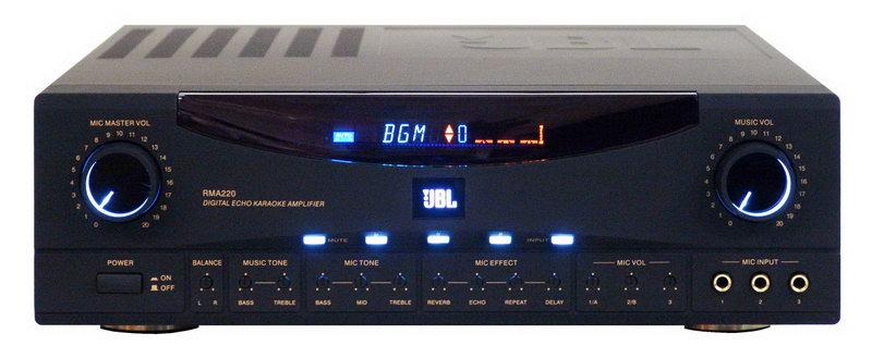 Amply Karaoke JBL RMA-330