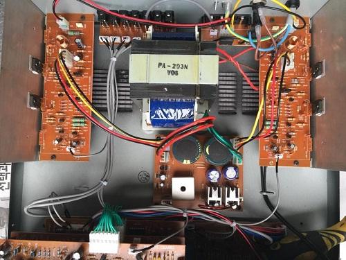 Amply Karaoke Jarguar PA-203N 3