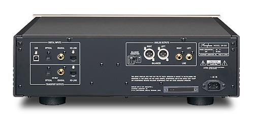 Dau CD Accuphase DP-550 3