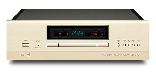 Dau CD Accuphase DP-550