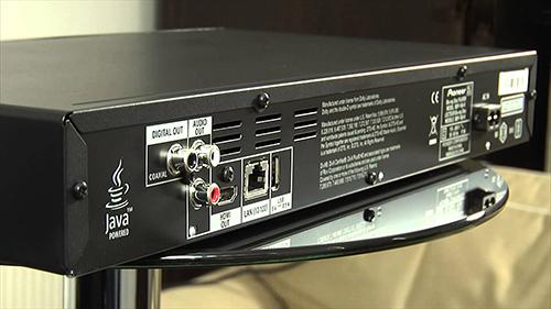 Dau Pioneer Blu-ray BDP-160-1