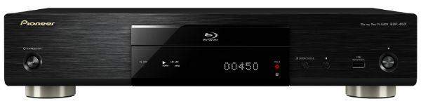 Dau Pioneer Blu-ray BDP-450