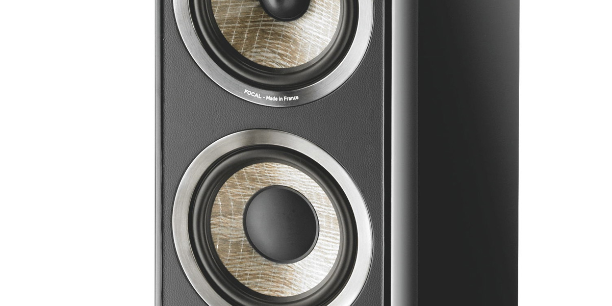 Loa Focal Aria 926(black) 2