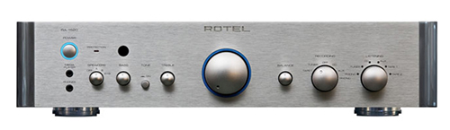 Integrated amplifier RA-1520-1