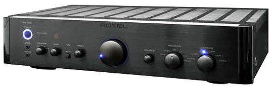 Integrated amplifier RA-1520-3
