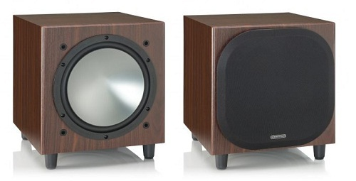 Loa monitor audio bronze w10 subwoofer