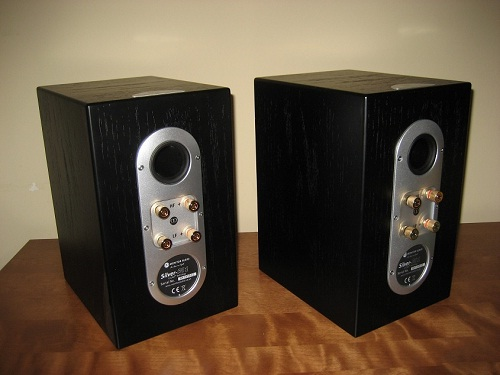 Loa monitor audio silver 1