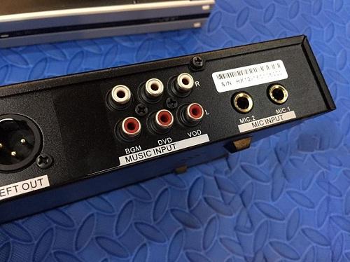 Mixer Karaoke AAP audio K-1000 1