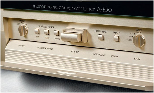 Ampli Accuphase A – 200-2
