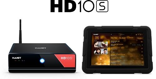 dau Karaoke Hanet HD10s 2