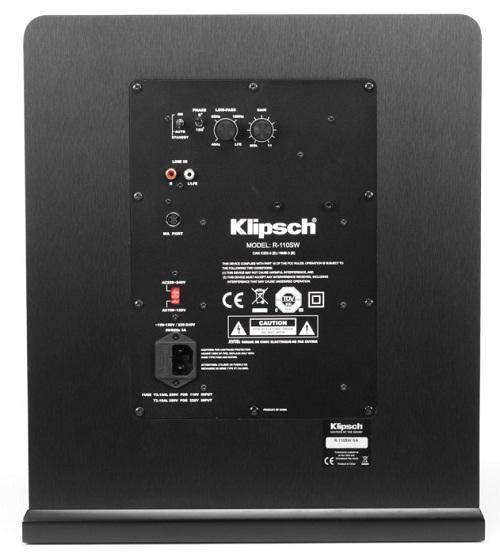 Loa Kirsch Sub R-110SW