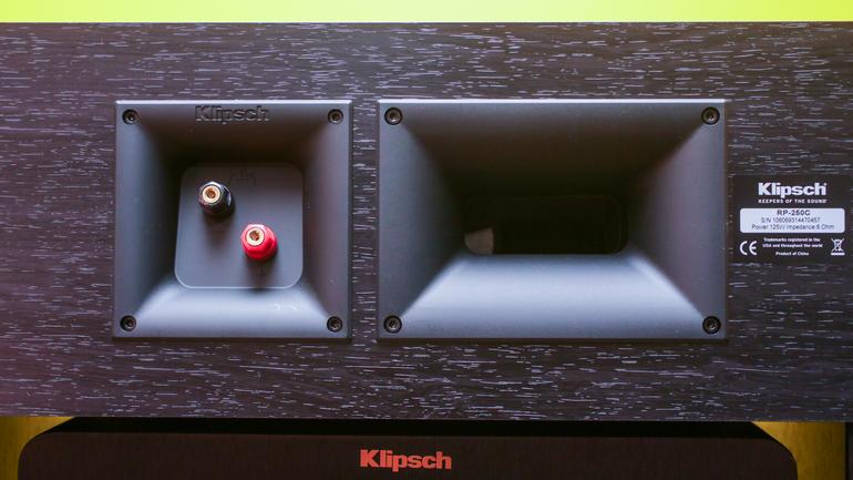 Loa Klipsch Center RP-250C-1