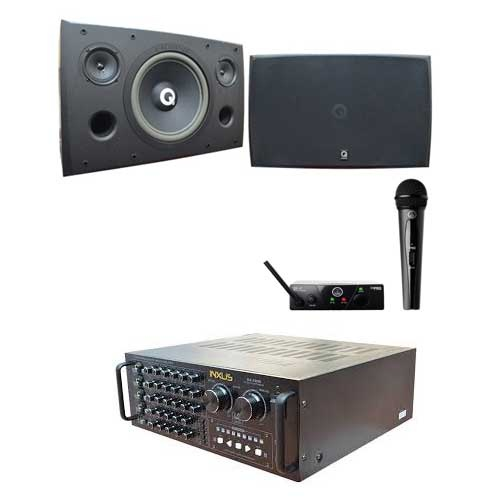 Loa karaoke Q Acoustics A-1080 1