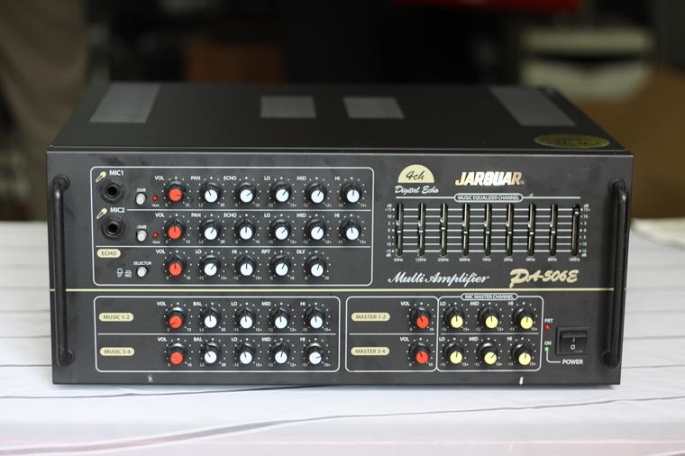 Amply Karaoke Jarguar PA-506E