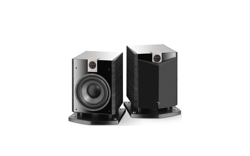 Loa Focal Chorus SW800v (Black High Gloss)
