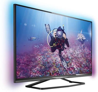 TIVI PHILIPS ULTRA SLIM 4K ULTRA HD LET TV 65PUT8609